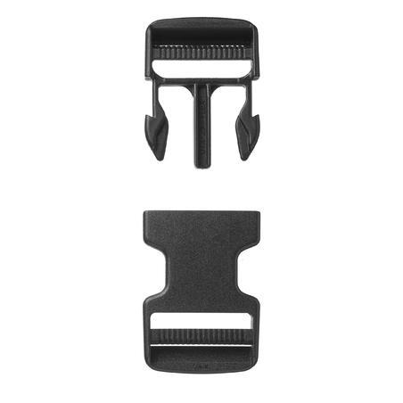 Комплект пряжок-фіксаторів для рюкзаків, 38 мм