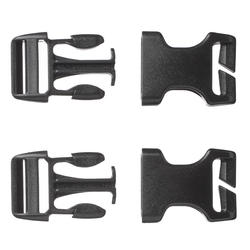 Set of 2 Quick Buckles for Backpacks 20 mm
