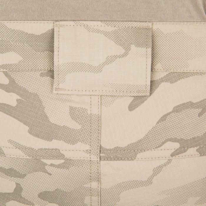 500 Camouflage hunting Bermuda half tone green - 160370
