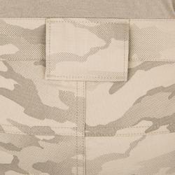 Bermuda hunting shorts 500 camo half-tone sand
