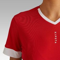 Voetbalshirt dames F500 rood