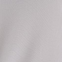 Camiseta de fútbol mujer F500 blanco negro