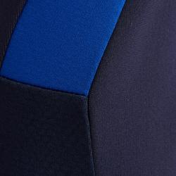 Trainingsbroek voor voetbal dames T500 blauw