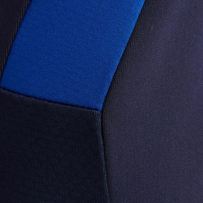 Voetbaltrainingsbroek voor dames T500 blauw