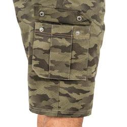 Jagersbermuda 500 halftone camouflage groen
