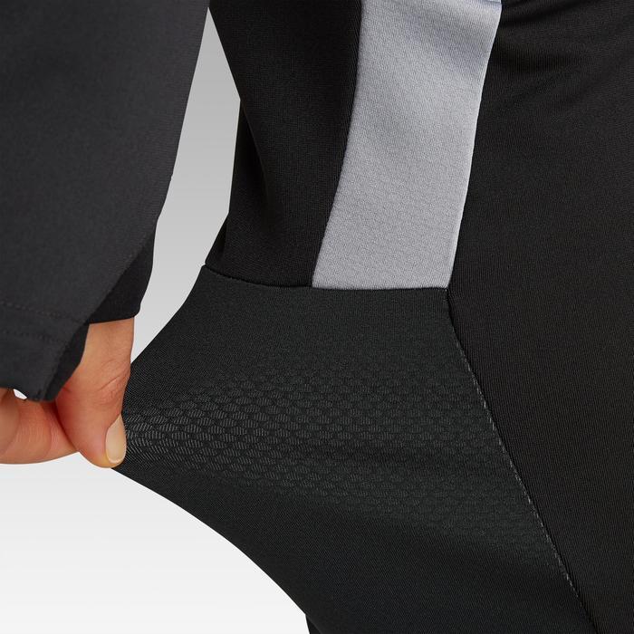 Voetbaltrainingsbroek voor dames T500 zwart