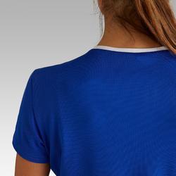 Maillot de football femme F100 Bleu