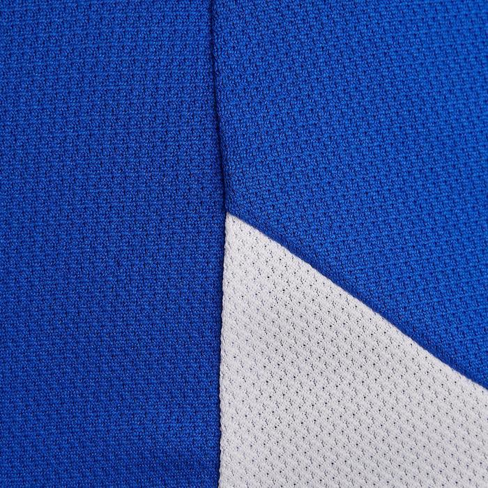 Voetbalshirt dames F100 blauw