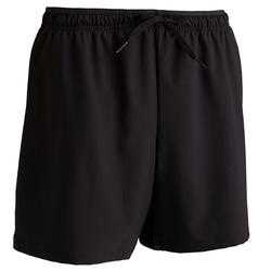 F500 Women's Football Shorts - Black