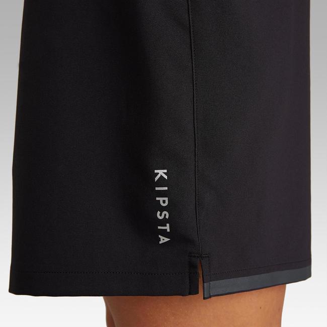 F500 Women's Football Shorts - Black