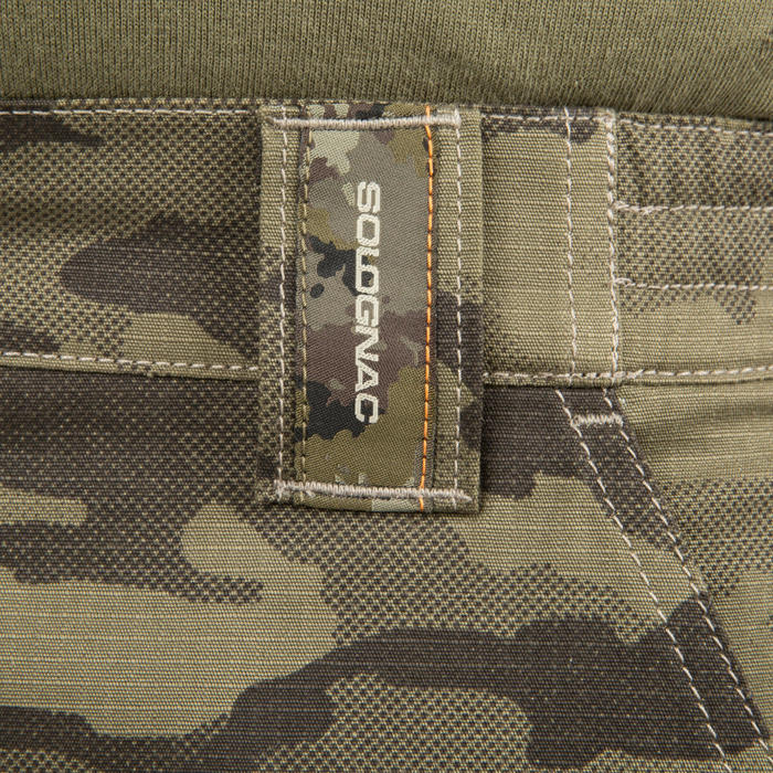 Bermuda chasse 500 camouflage half tone - 160382