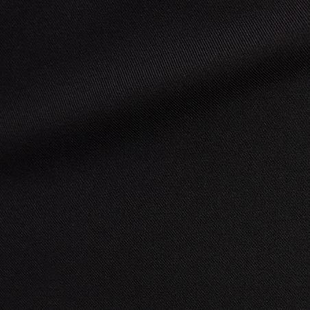 Short de fútbol para mujer F500 negro