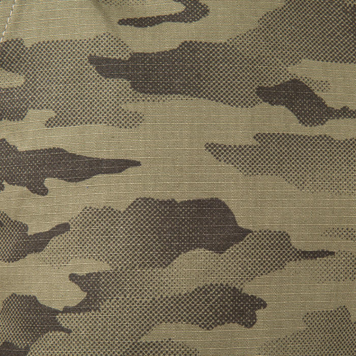 500 Camouflage hunting Bermuda half tone green - 160383