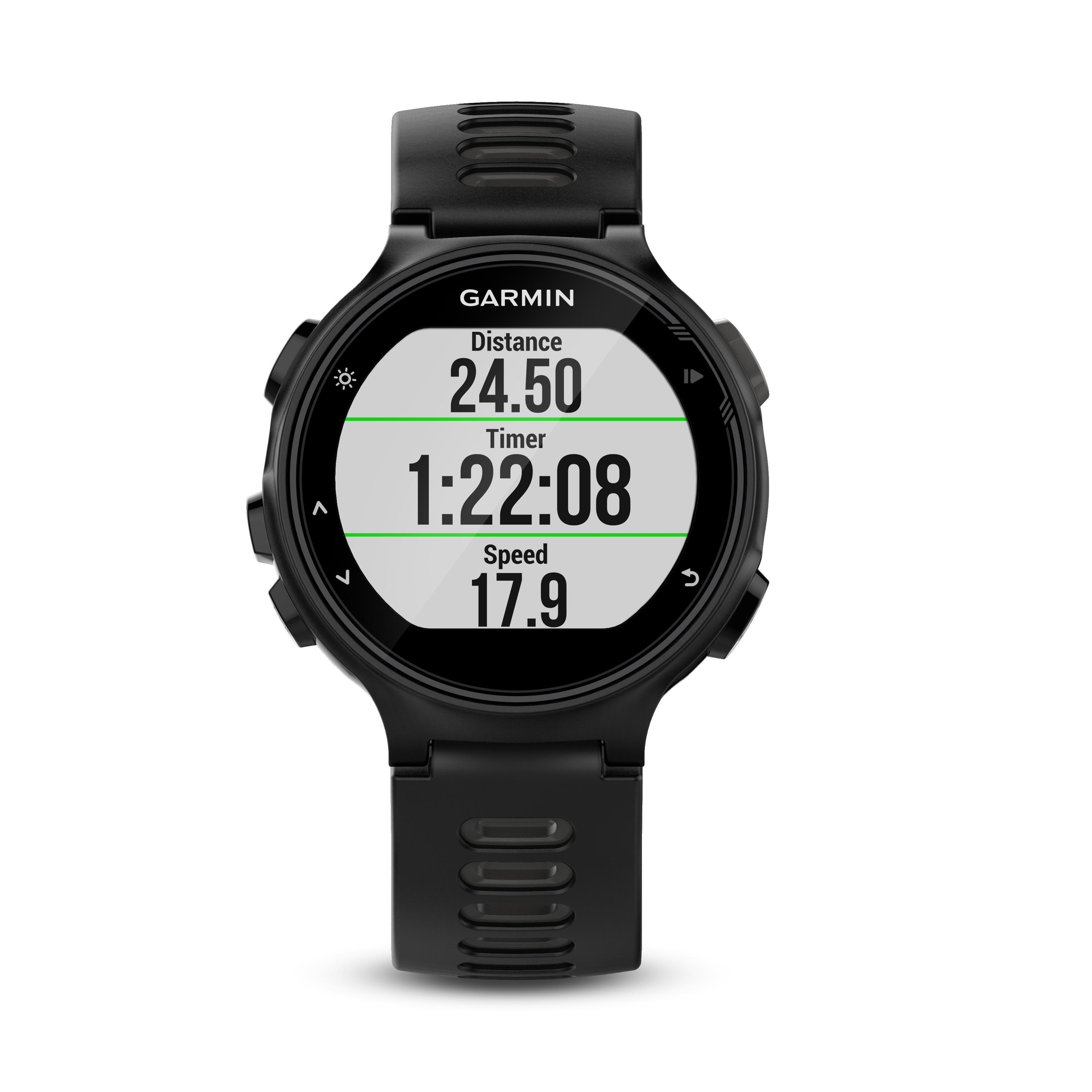 bf57c47acf Reloj GPS Pulsómetro Muñeca Multideporte Garmin Forerunner 735 XT Negro  Garmin