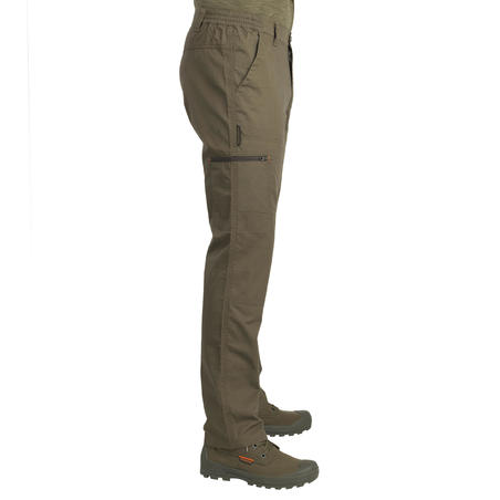 Light Hunting Pants 100 Green