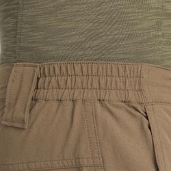 Pantalon léger et respirant chasse 500 beige