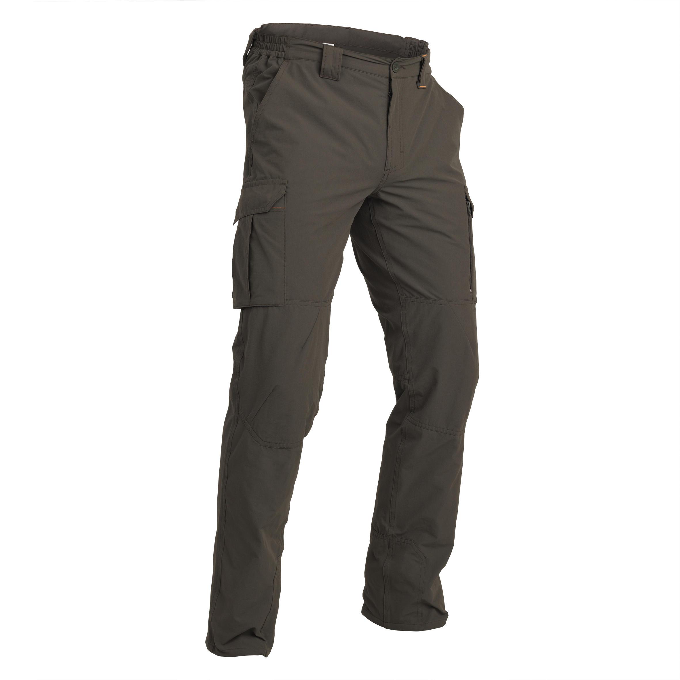 Pantalon Vânătoare 500 verde