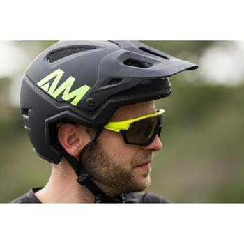 MTB-Fahrradhelm AM schwarz