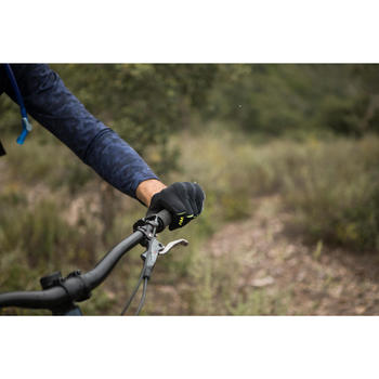 MTB-handschoenen All Mountain zwart