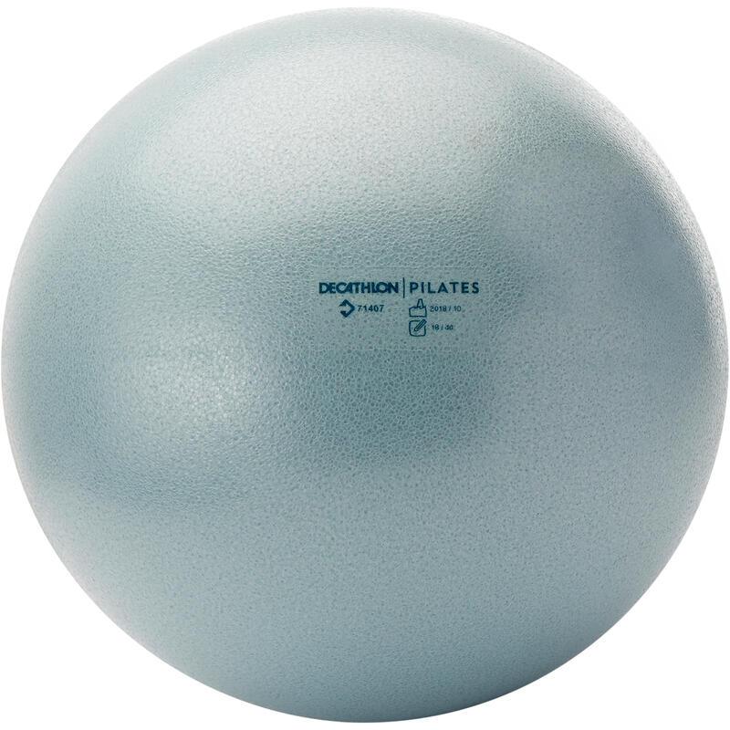 Pilates Topu - Açık Mavi 22 cm / Koyu Mavi 26 cm - Softball