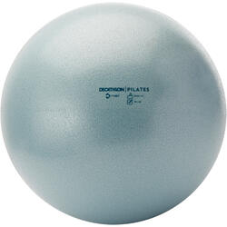 Softball lichtblauw diameter 220 mm / donkerblauw diameter 260 mm