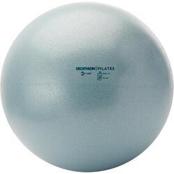 Softball pilates blauw