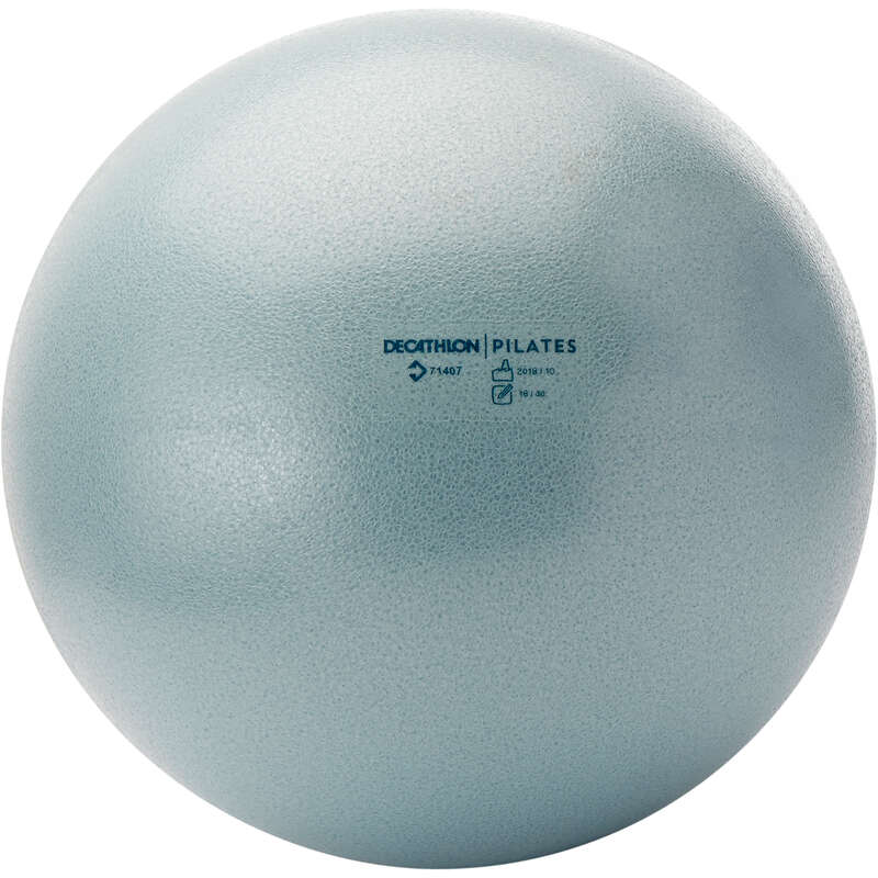 PILATES EQUIPMENT Fitness and Gym - Soft Ball - Blue DOMYOS - Fitness and Gym