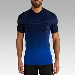 Funktionsshirt Keepdry 500 Erwachsene blau