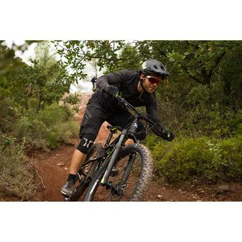 MTB-short All Mountain zwart