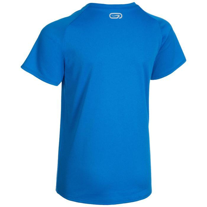 Camiseta Júnior Atletismo club personalizable azul