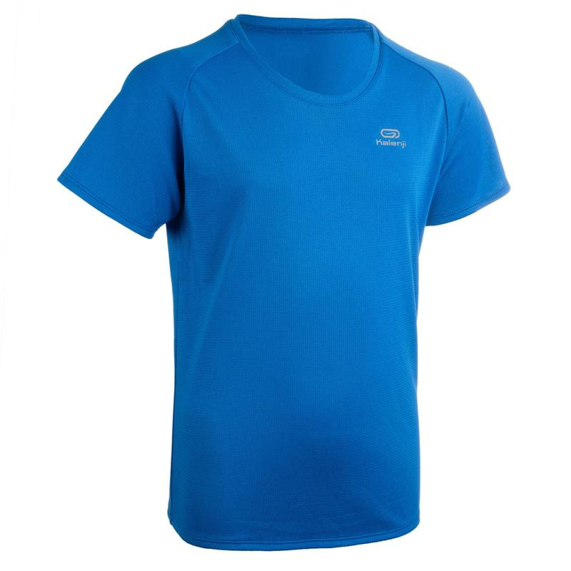 Tricou Personalizabil Alergare Albastru Copii