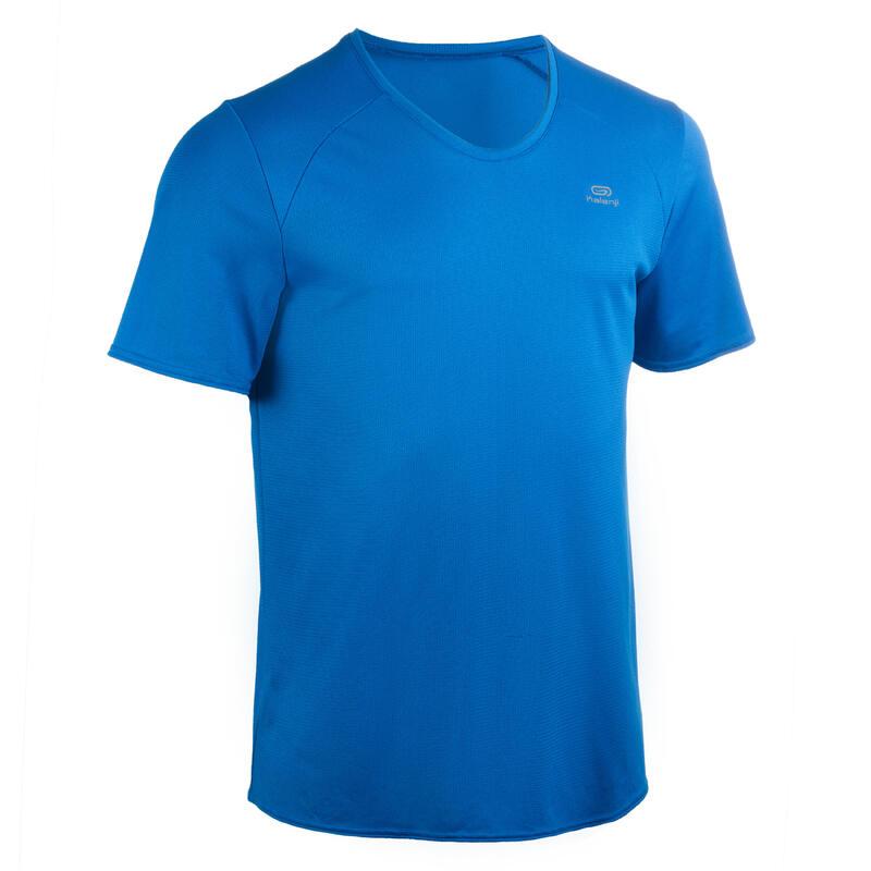 Pánské tričko na atletiku modré