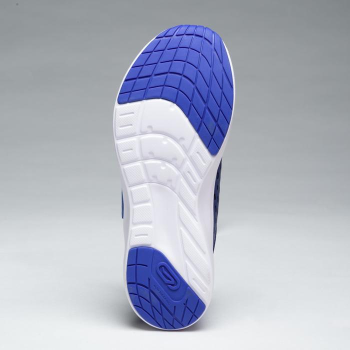 Laufschuhe AT Easy Leichtathletik Kinder blau