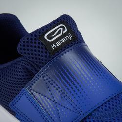 Zapatillas Atletismo Running Kalenji AT Easy Niños Azul