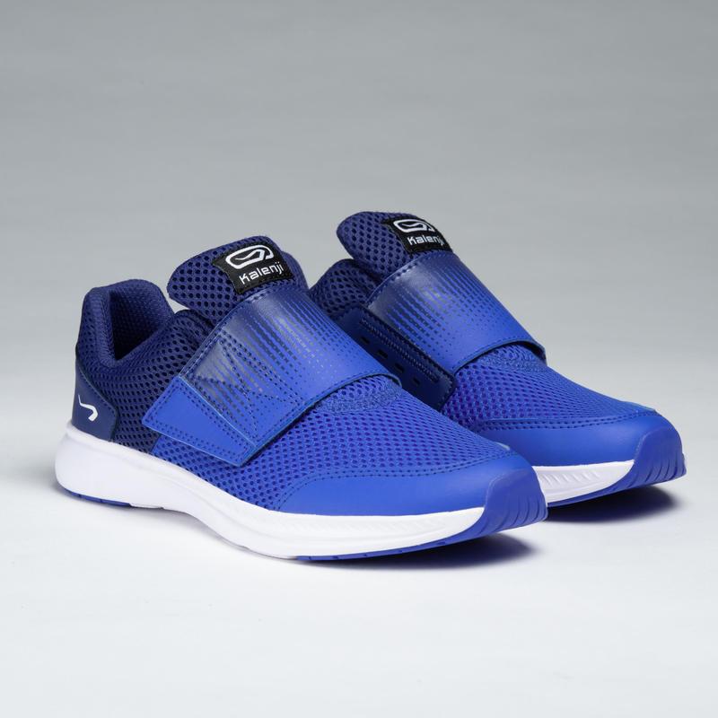 Chaussures athlétisme enfant AT Easy bleue