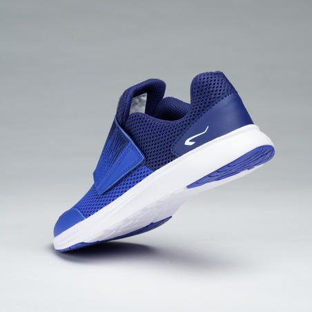 Espadrille d'athlétisme enfant AT Easy bleu