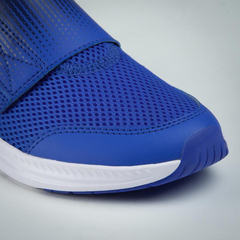 Zapatillas de atletismo infantil AT Easy azul