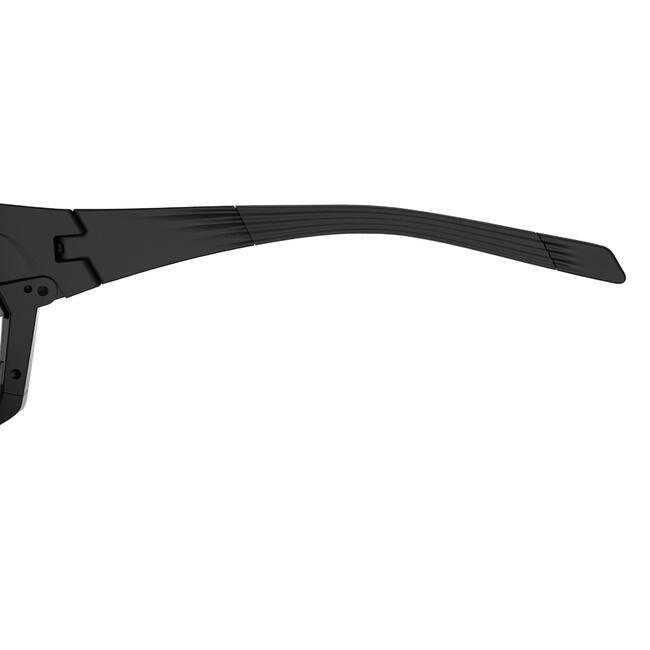 Cat 0 + 3 Interchangeable Cross-Country Mountain Bike Glasses Race - Black