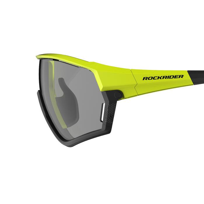 Cat 1-3 Photochromic XC Mountain Bike Glasses