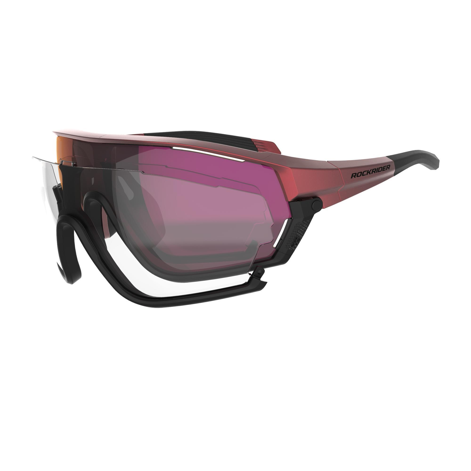 15bdaf801ec499 Caperlan Polariserende zonnebril voor hengelsport Prosky