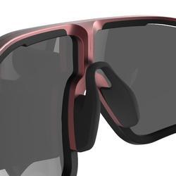 Gafas de Sol Ciclismo MTB XC RACE rojas antivaho