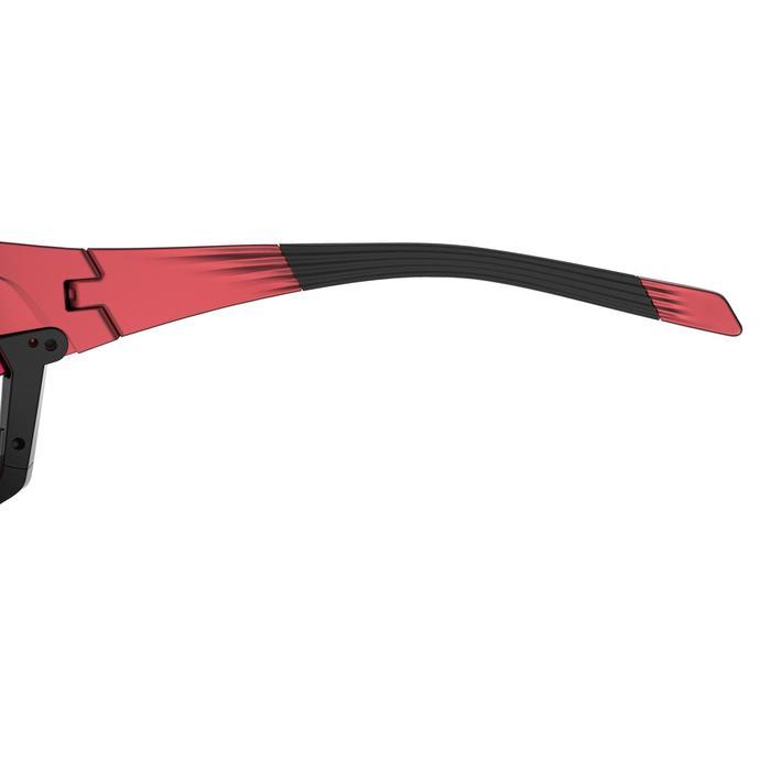 MTB-bril XC Race rood met verwisselbare antifogglazen CAT 0+3