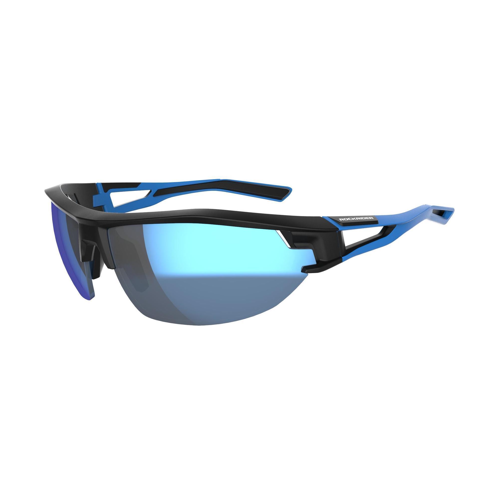 86738f03ed0efa Rockrider Fietsbril volwassenen Cycling 700 Red Pack 4 verwisselbare glazen