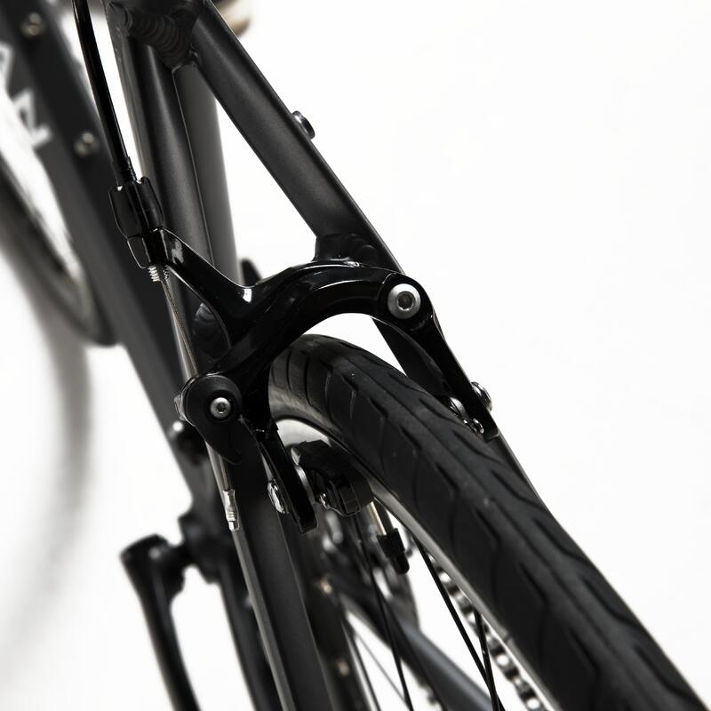 จักรยานเสือหมอบทางไกลรุ่น RC 120 Abyss (สีเทา)