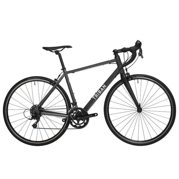 自行車旅行公路車Triban RC 120