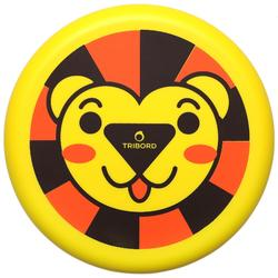 Dsoft LIon Flying Disc Yellow