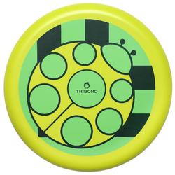 Dsoft Ladybug Flying Disc green