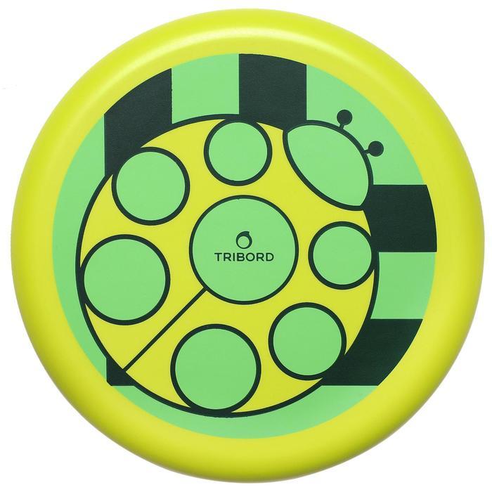 飛盤Dsoft-綠色/瓢蟲款