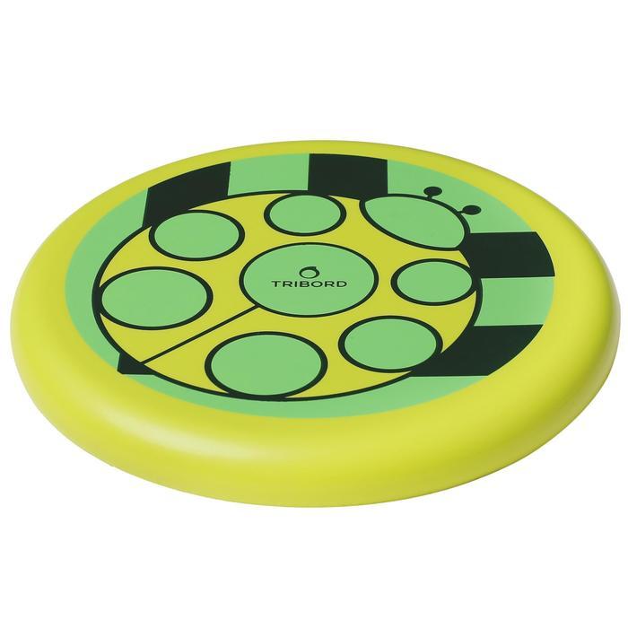 Dsoft Ladybug Flying Disc green