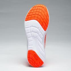 Calçado de Atletismo Easy Criança Vermelho/Cinza